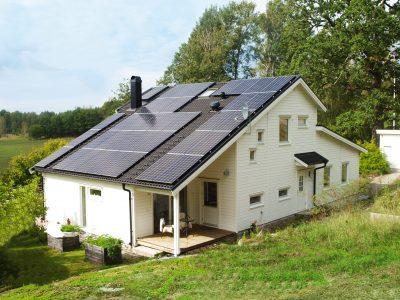 Ansökningsstopp för solcellsstödet 7 Juli